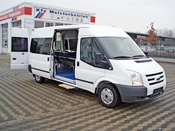 Galery-Multi Ford Transit